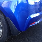 PDR for plastic bumpers